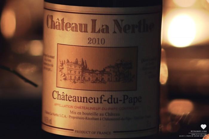 2010 Château La Nerthe - Châteauneuf-du-Pape